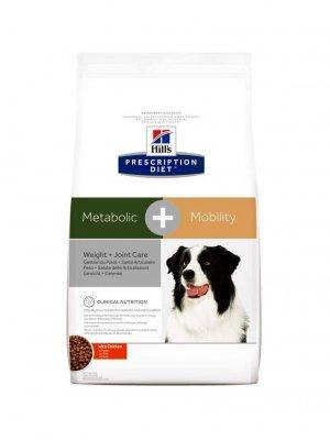 Hill's Prescription Diet Metabolic + Mobility 12 kg