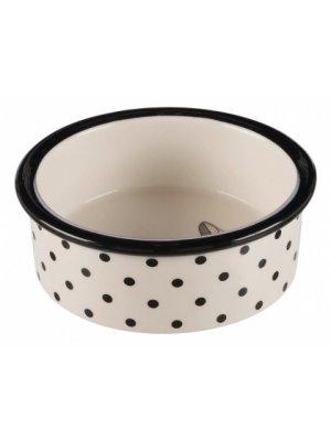 Miska ceramiczna Zentangle 0.3l, 12cm