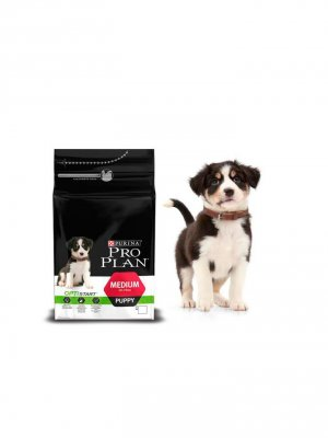 Purina Pro Plan Medium Puppy Kurczak 1,5kg