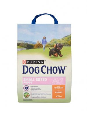 Purina Dog Chow Small Breed Puppy Kurczak 2,5kg