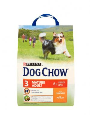 Purina Dog Chow Mature Adult Kurczak 2,5kg