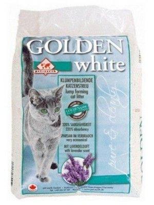 Żwirek Golden White 14kg