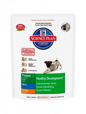 Hill's Science Plan Puppy Healthy Development Mini Kurczak 3kg