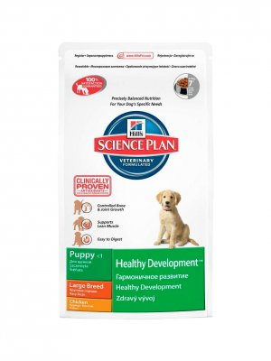 Hill's Science Plan Puppy Healthy Development Large Kurczak 2,5kg