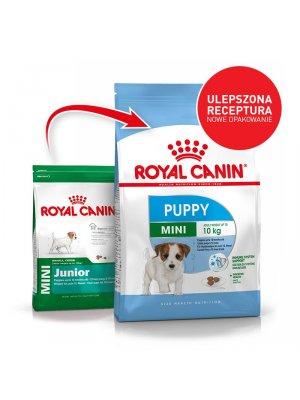 (DUBEL id 4344)ROYAL CANIN Mini Puppy 85g karma mokra dla psów dorosłych ras małych