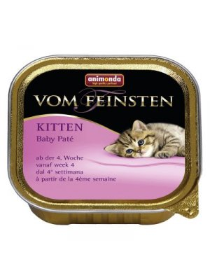 ANIMONDA VOM FEINSTEN KITTEN BABY PATE 100 g