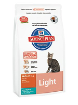 HILL'S SCIENCE PLAN ADULT LIGHT TYŃCZYK 5kg
