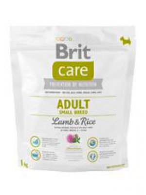 Brit Care Adult Small Jagnięcina z Ryżem 1 kg
