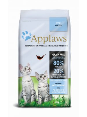 APPLAWS SUCHY KITTEN 7,5 kg