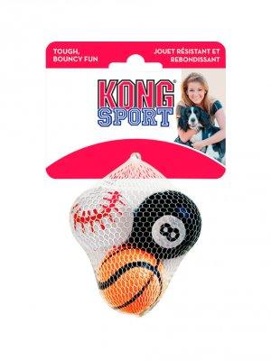 "KONG Sport Balls ""XS"" x 3 sztuki - 4 cm"