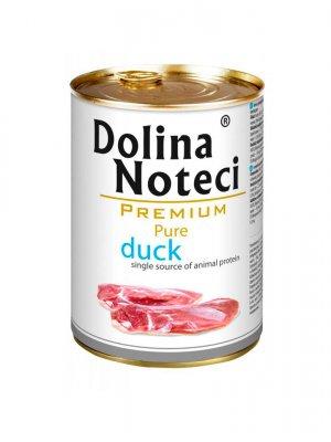 Dolina Noteci Premium Pure Kaczka 400g
