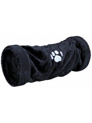 Tunel pluszowy dla kota o długości 60cm
