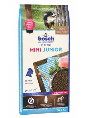 Bosch HPC Mini Junior 3 kg