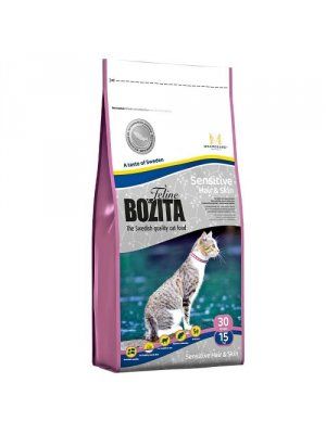 Bozita Feline Hair&Skin-Sensitive 10kg