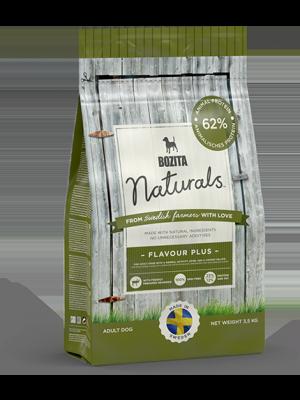BOZITA NATURALS Flavour Plus 3,5kg
