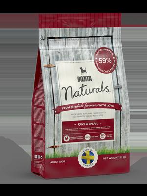 BOZITA NATURALS Original 900g