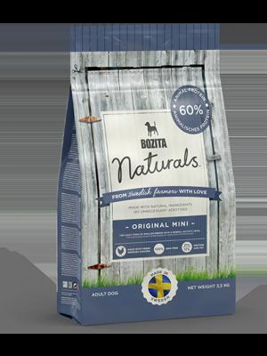 BOZITA NATURALS Original Mini 9kg