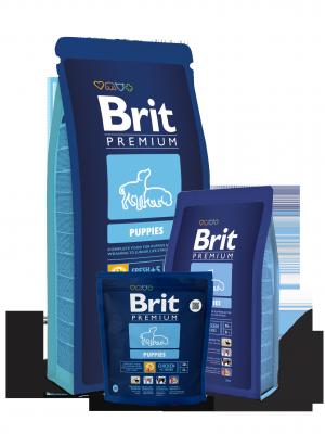 Brit Premium Puppy 1 kg