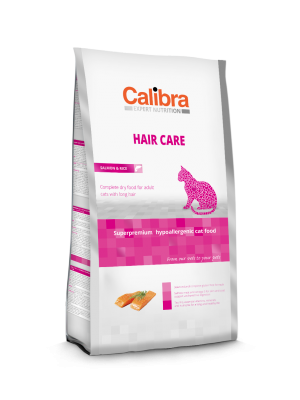 Calibra Cat Hair Care 7 Kg