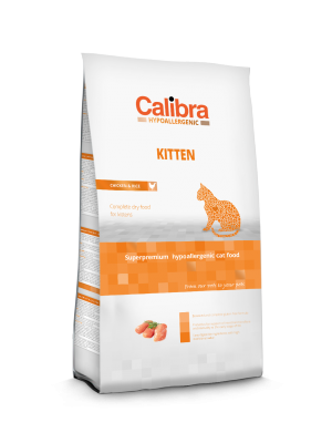 Calibra Cat Kitten Chicken 400 g