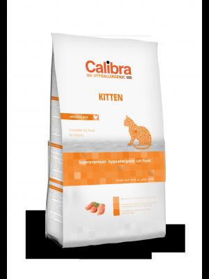 Calibra Cat Kitten Chicken 400 g