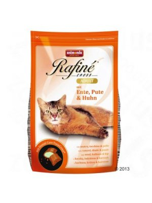 ANIMONDA RAFINE CROSS KITTEN 400g