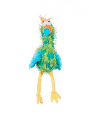 Zolux Birdy Rock - niebieski - pluszowy - 39 cm
