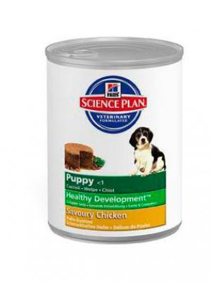 Hill's Science Plan Puppy Savoury Kurczak 370g
