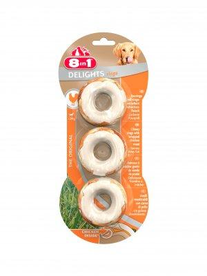 8in1 Delights Rings 3szt.