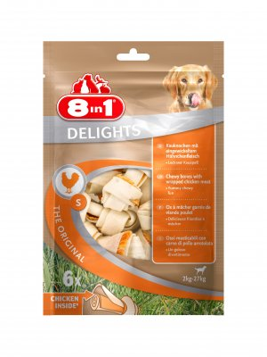 8in1 Delights Bones S 6 szt.
