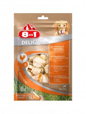 8in1 Delights Bones S 6 szt.