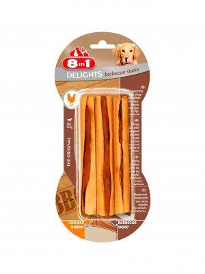 8in1 Delights Barbecue Sticks