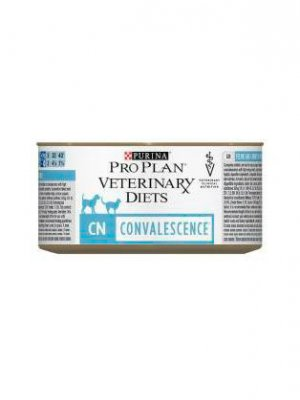 Purina Pro Plan Veterinary Diet's Canine/Feline CN Mus Convalescence 195g
