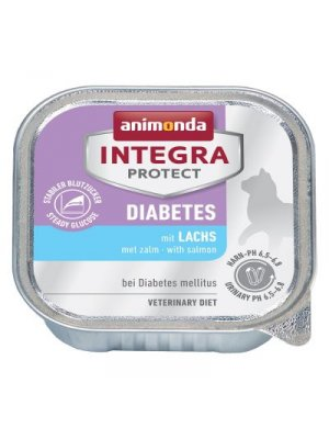 ANIMONDA INTEGRA DIABETES ŁOSOŚ 100g