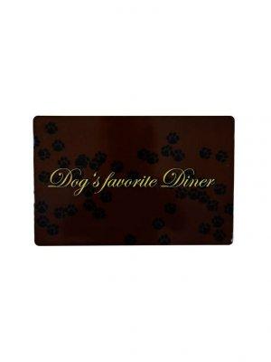 """Trixie Podkładka pod miski """"Dog's favourite Diner"""" 44/28 cm - Brązowa"""