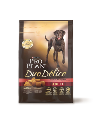 Purina Pro Plan Duo Delice Adult Łosoś & Ryż 2,5kg