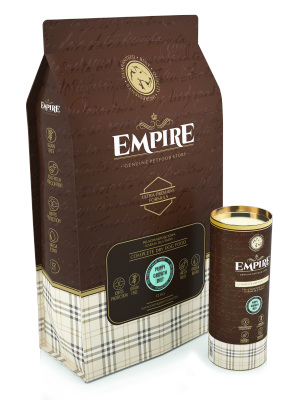 EMPIRE PUPPY GROWTH DIET 2,4kg