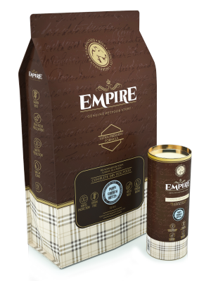 EMPIRE PUPPY GROWTH DIET 25+ 2,4kg
