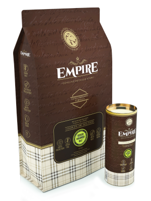 EMPIRE SENIOR BALANCED DIET 2,4KG