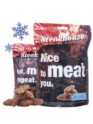 MeatLove FREEZ DRIED POULTRY HEARTS 40G