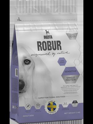 BOZITA Robur Sensitive Single Protein Lamb 12,5kg