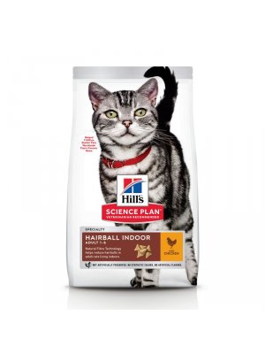 Hill's Science Plan Adult Hairball Control Kurczak 1,5kg