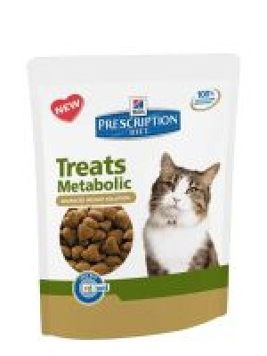 HILL'S PRESCRIPTION DIET METABOLIC FELINE TREATS 70g