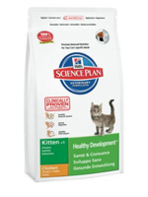 HILL'S SCIENCE PLAN KITTEN KURCZAK 10kg
