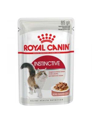 ROYAL CANIN INSTICTIVE W GALARETCE 85g