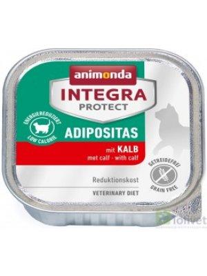 ANIMONDA INTEGRA ADIPOSITAS CIELĘCINA 100g