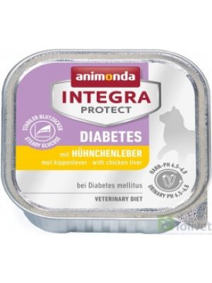 ANIMONDA INTEGRA DIABETIC 100g
