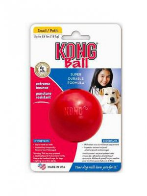 KONG Interactive Ball Medium/Large - 8 cm