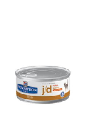 HILL'S PRESCRIPTION DIET J/D PUSZKA 156g