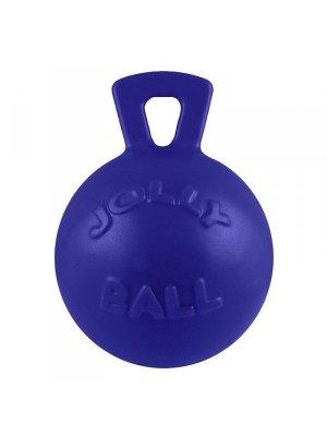 JOLLY PETS Piłka z uchwytem Niebieska 11 cm